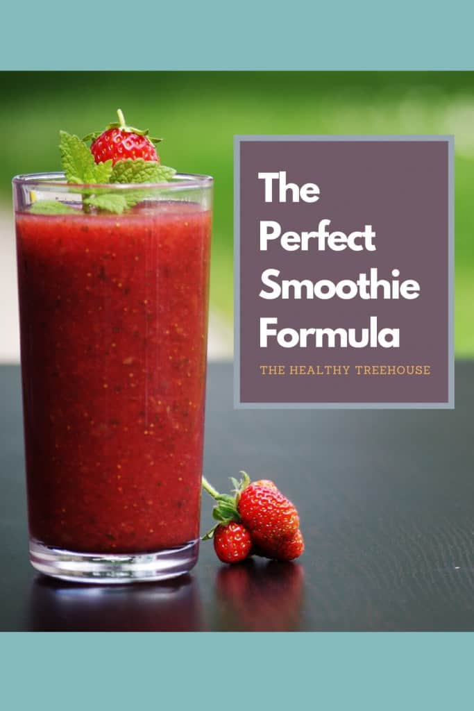 The Perfect Smoothie Formula