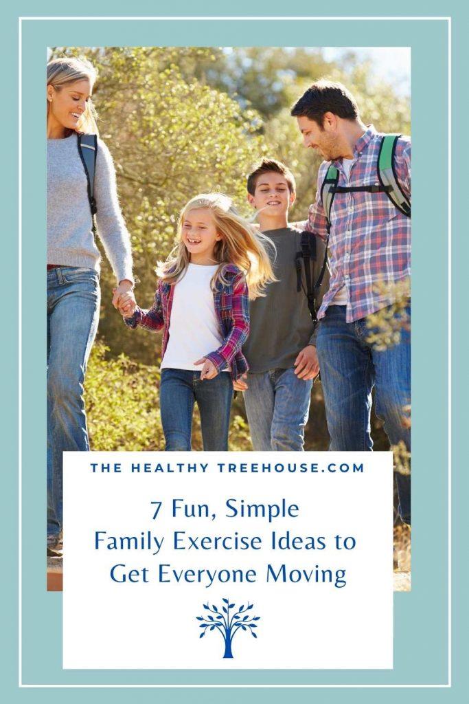 Fun Family Exercise Ideas