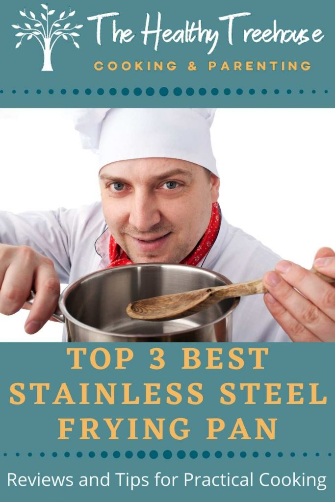 best stainless steel frying pan