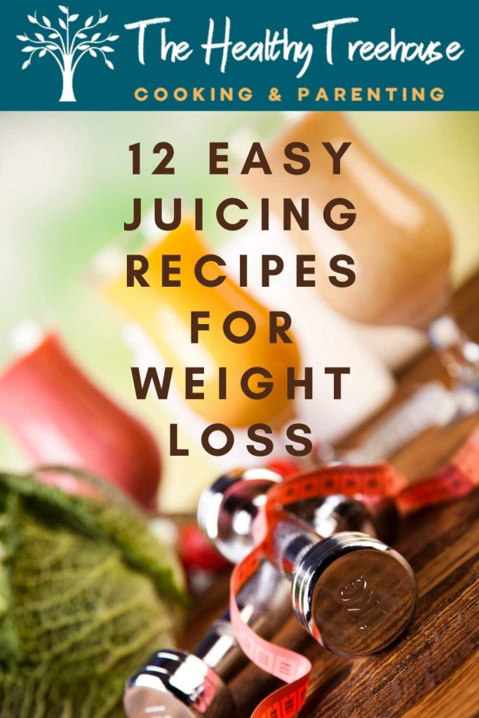 12 Easy Juicing Recipes for Weight Loss