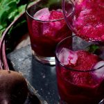 Raspberry And Beet Smoothie