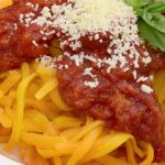 Tasty Spaghetti Squash Marinara Recipe