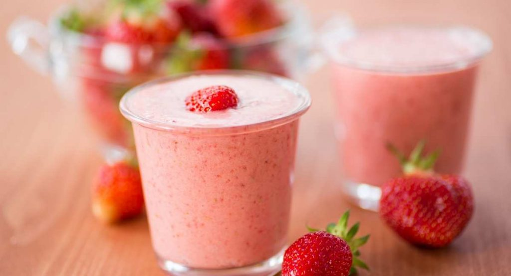 Strawberry And Basil Smoothie Recipe