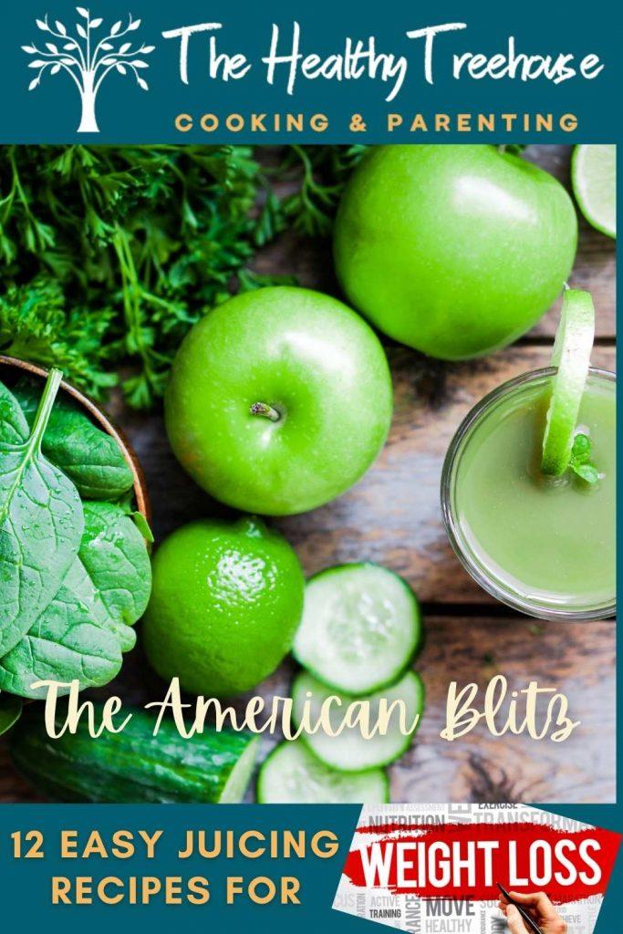 The American Blitz Recipe