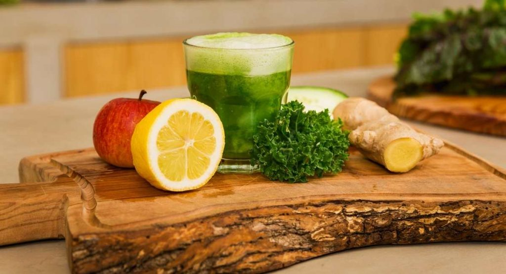 The Going Green Juice Recipe