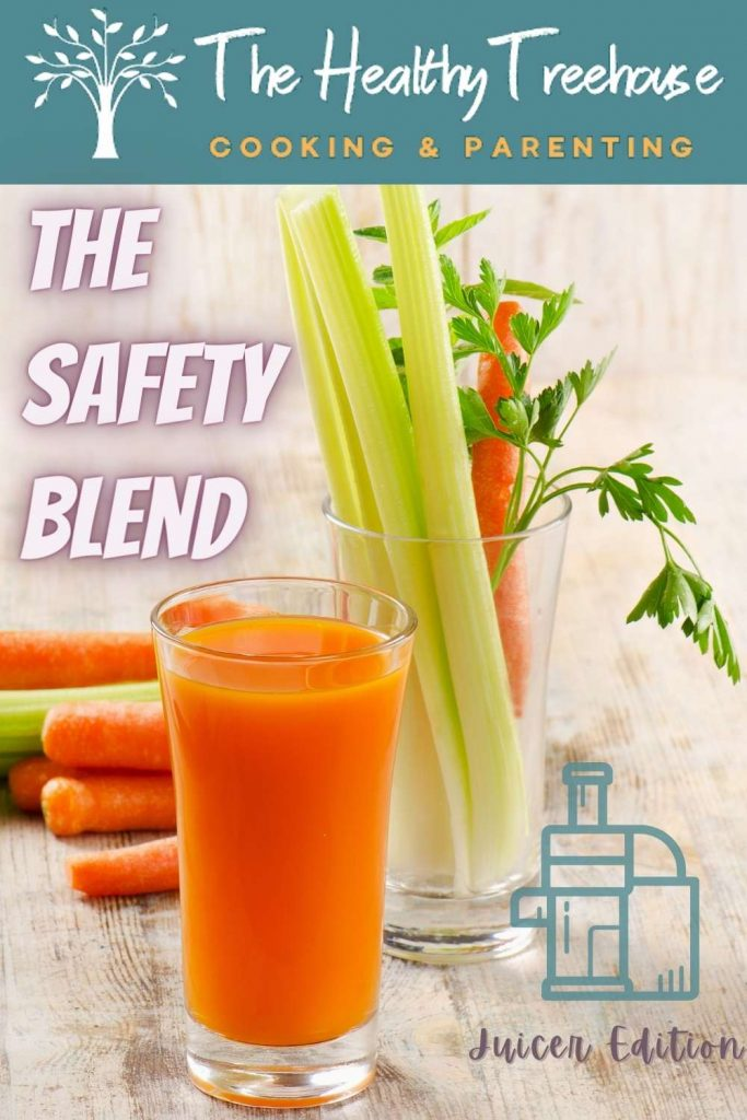 The Safety Blend Recipe