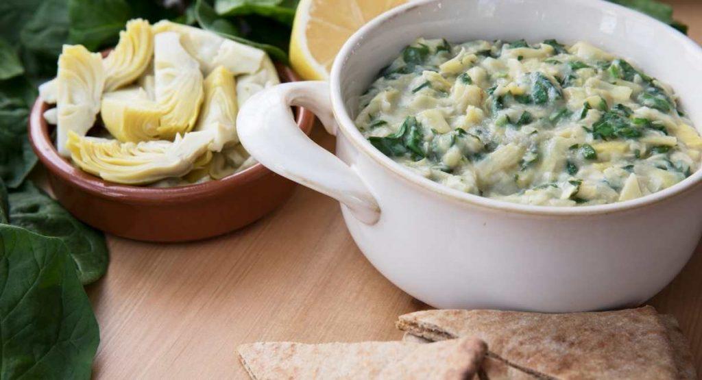 artichoke and lemon dip recipe
