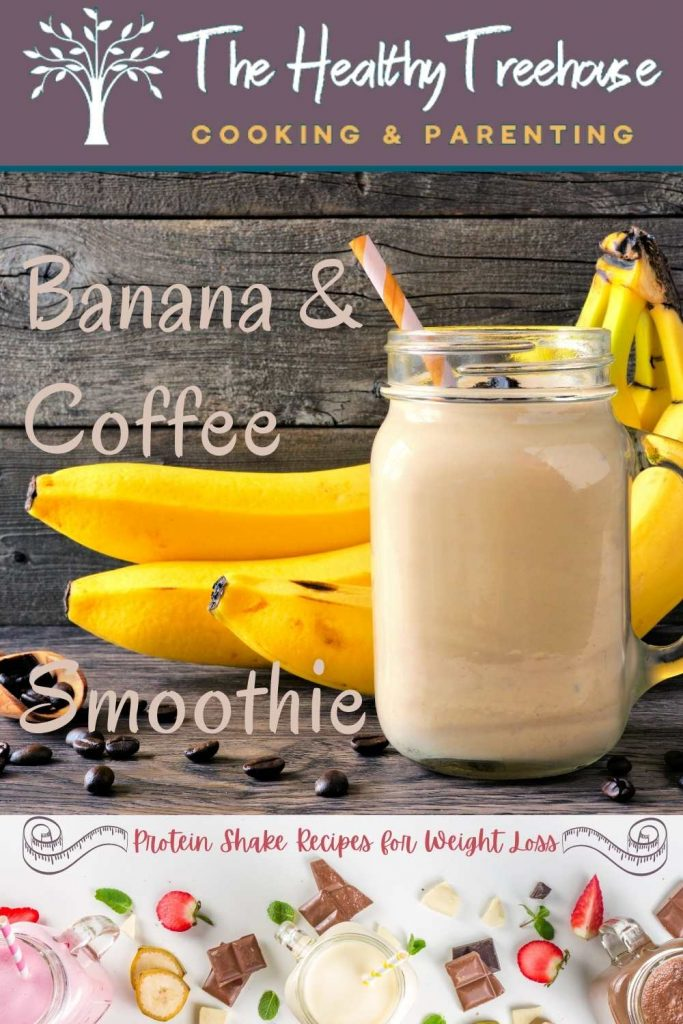 banana and coffee smoothie recipe