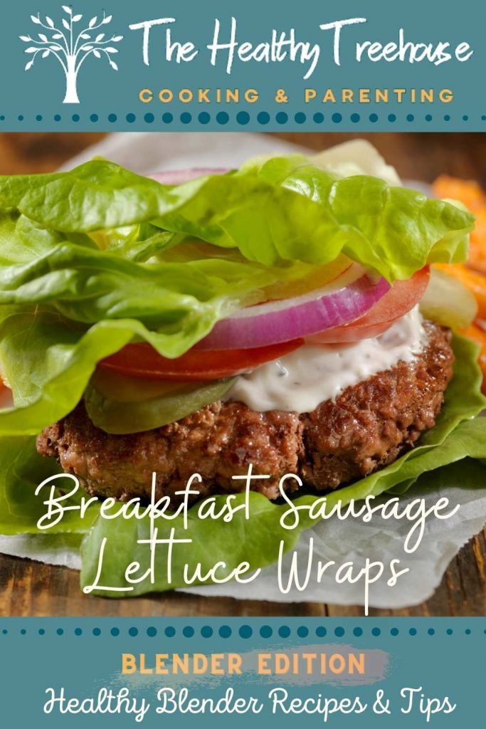 breakfast sausage lettuce wraps recipe