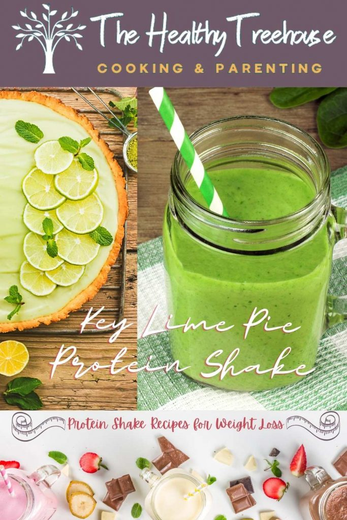 key lime protein shake recipe