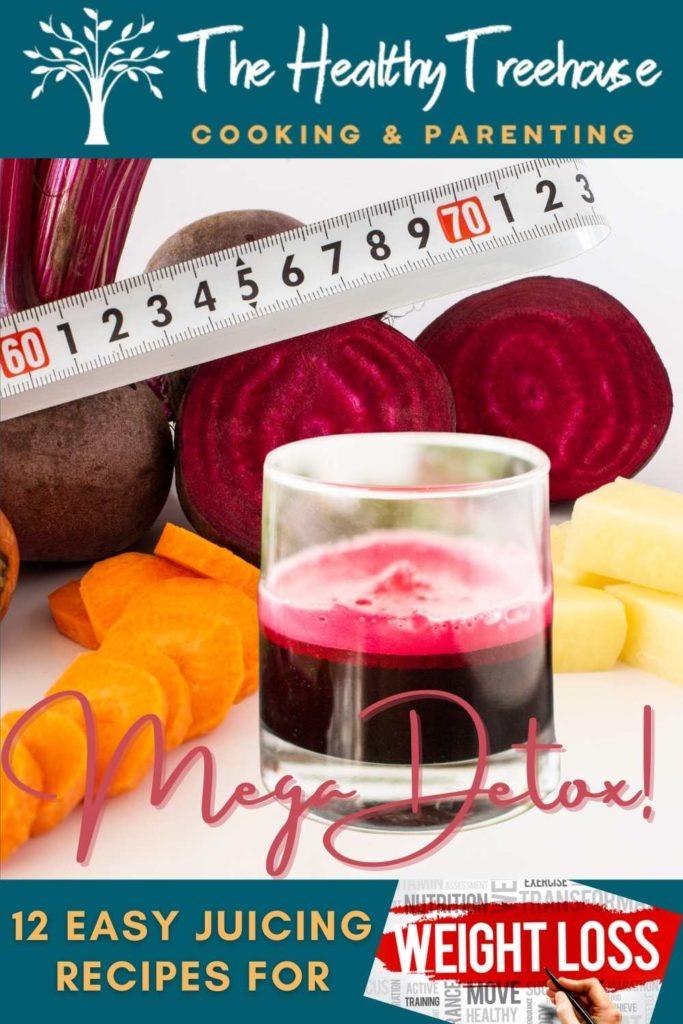 mega detox juicing recipe