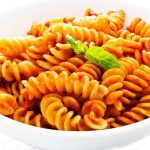 pasta with no-cook tomato sauce recipe