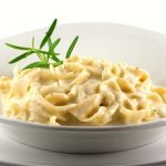 roasted caulflower fettucine alfredo recipe