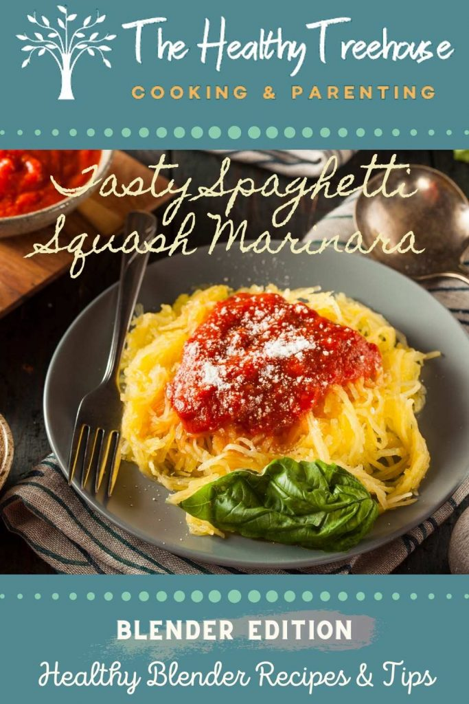 Tasty Spaghetti Squash Marinara Recipe