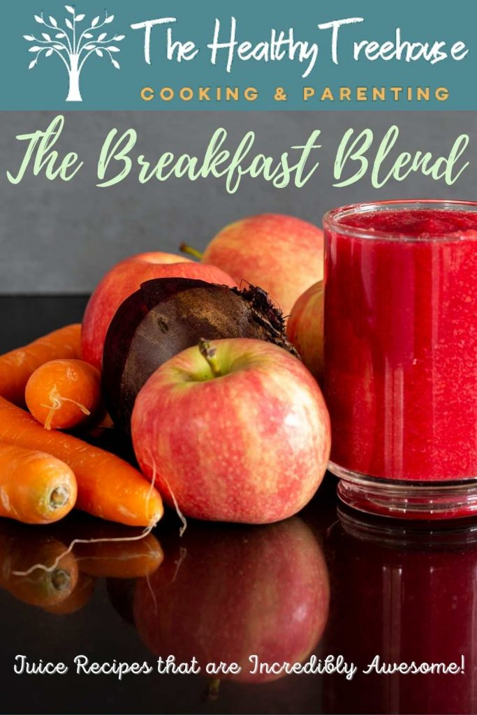 the breakfast blend recipe