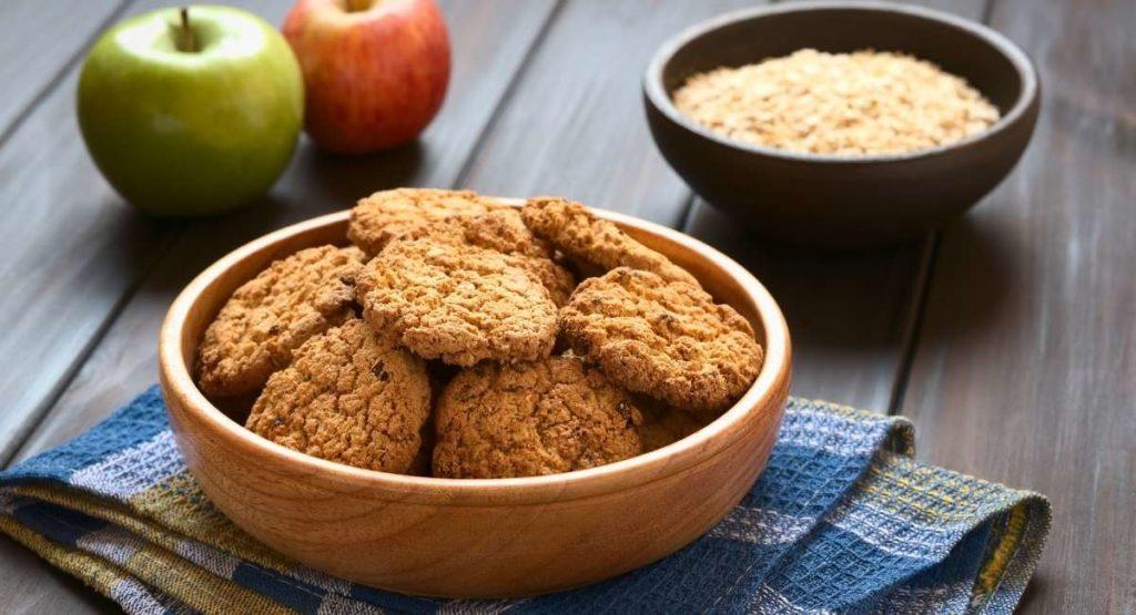 Apple Pie Oatmeal Cookie