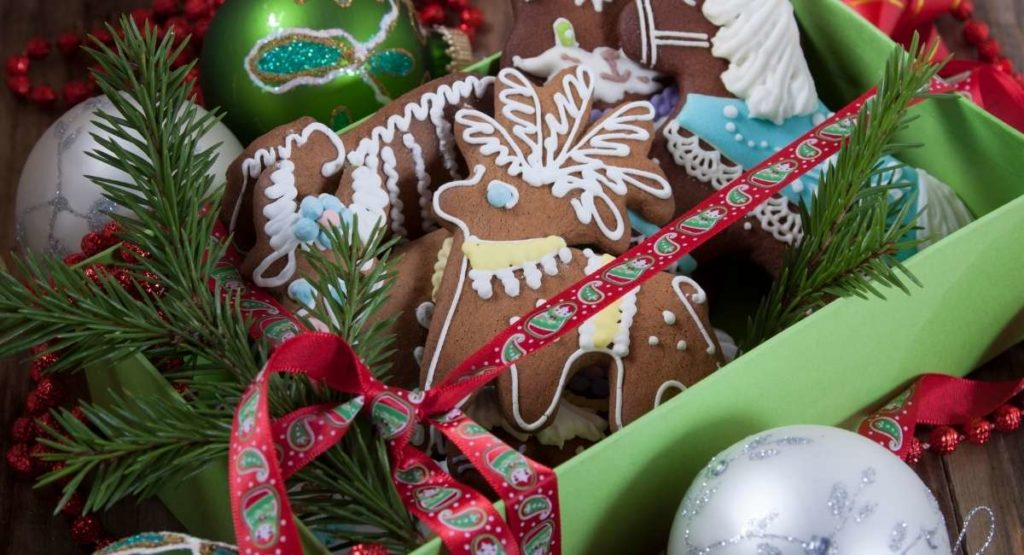 Healthy Christmas Treats for Gifts