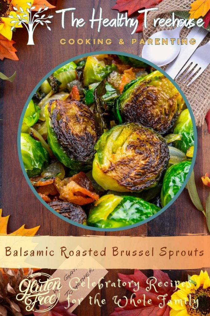 Balsamic Roasted Brussels Sprouts Recipes