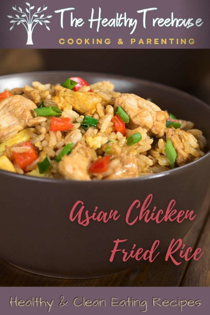 Asian Chicken Fried Rice Recipe