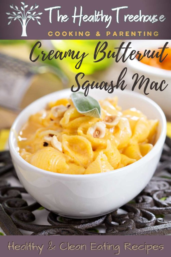 Creamy Butternut Squash Recipe