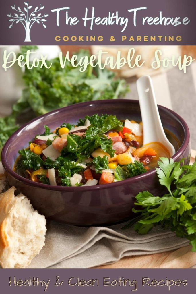 Detox Vegetable Soup Recipe