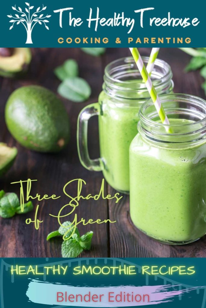 Three Shades of Green Recipe