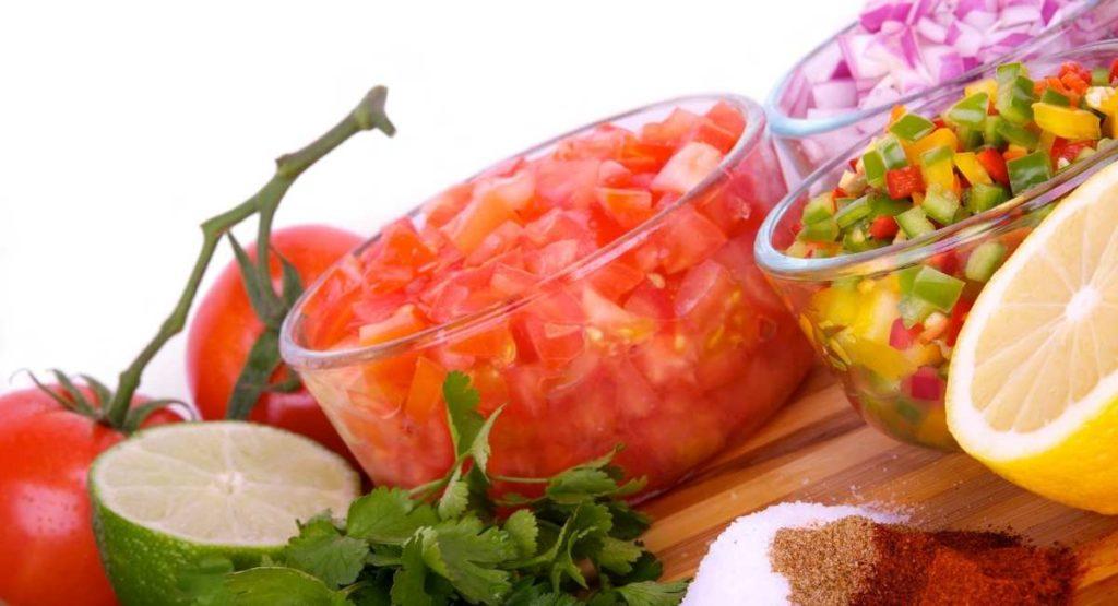 Gluten-Free Tomato Salsa Recipe