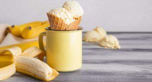 One-Ingredient Frozen Banana Ice Cream Recipe