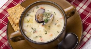 Easy Clam Chowder Made in a Blender Recipe