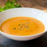 The BEST Butternut Squash Blender Soup Recipe