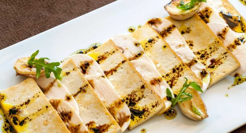 Spice Rub Grilled Tofu