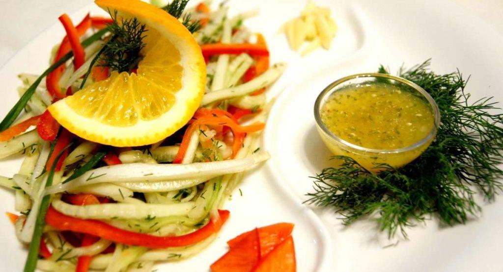 Dill Vinaigrette Recipe