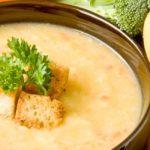 Loaded Potato Blender Soup Recipe