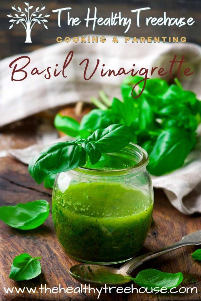 Basil Vinaigrette Recipe