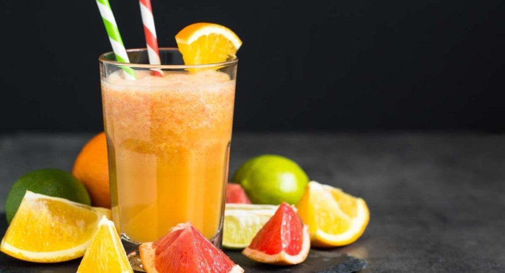 Citrus-Pineapple Smoothie Recipe