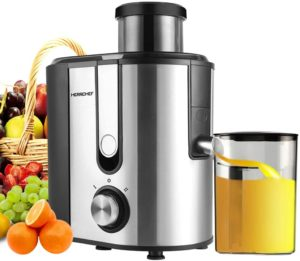 HERRCHEF Centrifugal Juicer Machine
