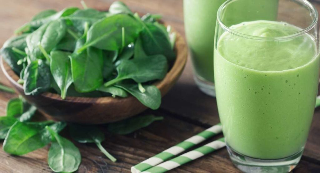 Green Ginger Smoothie Recipe