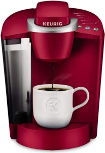 The Keurig K-Classic Single Coffee Maker