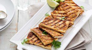 Spice Rub Grilled Tofu Recipe