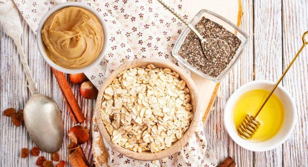 Peanut Butter Granola Bars Recipe