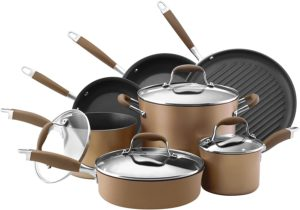 Anolon Advanced Non-Stick 11-Piece Cookware Set