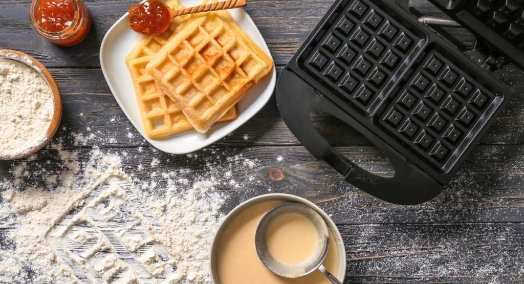 best waffle maker with removable plates