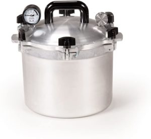 All-American Canner Pressure Cooker