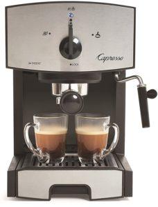Capresso EC50 Stainless Steel Espresso Machine