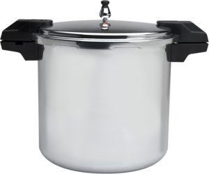 Mirro 92122A 22-Quart Pressure Canner