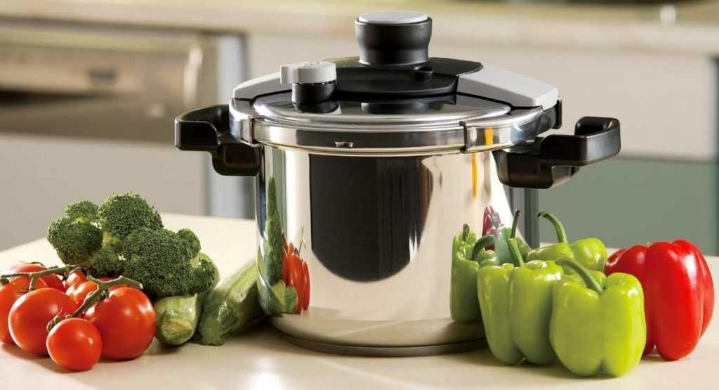 Large Pressure Cookers
