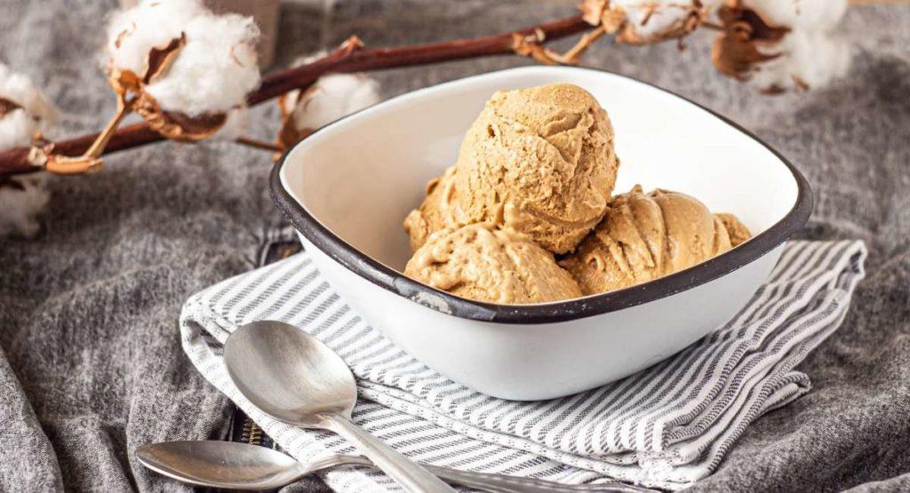 Spiced Vegan Ice Cream Recipe