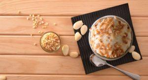 Vegan Almond Butter Ice Cream Recipe