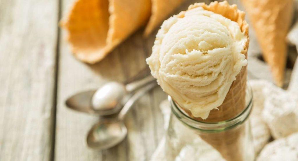Vegan Vanilla Ice Cream Recipe