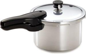 Presto 01241 Aluminum Pressure Cooker